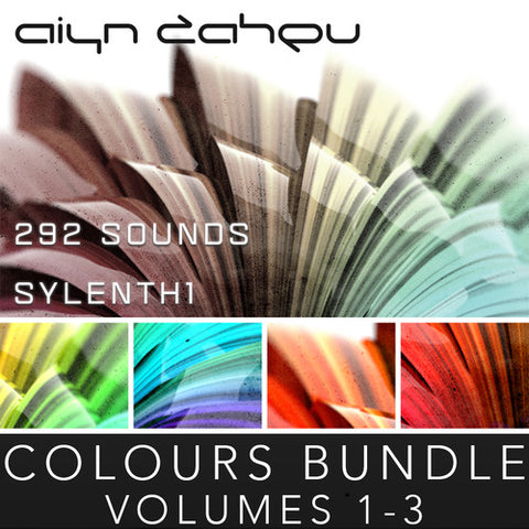 Sylenth1: Colours Vol's 1-3 Bundle