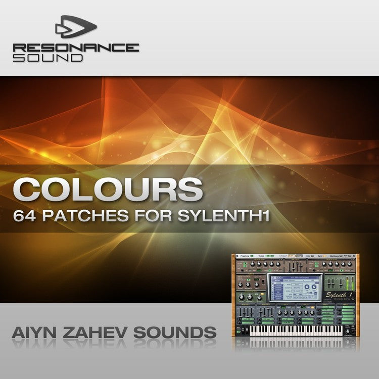 Colors Vol.1 soundbank for Sylenth1