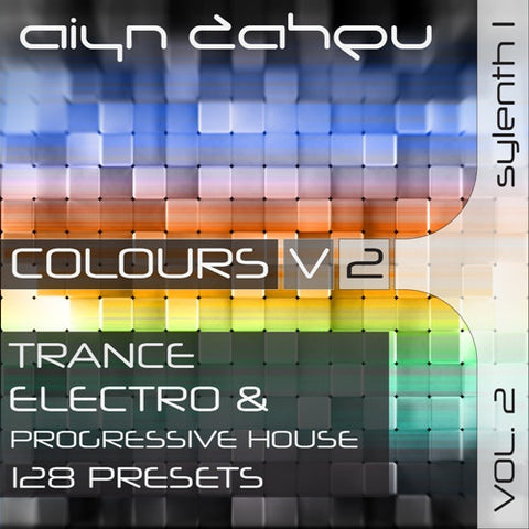 Sylenth1: Colours Vol.2