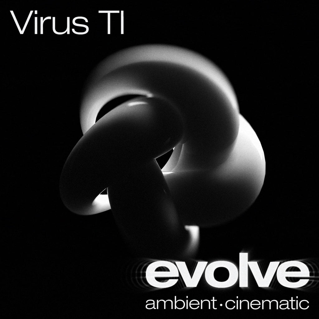 Evolve soundbank for Virus TI