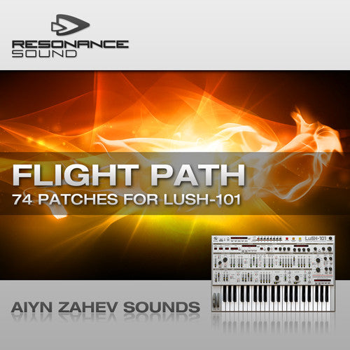 Flight Path Soundbank for Lush-101