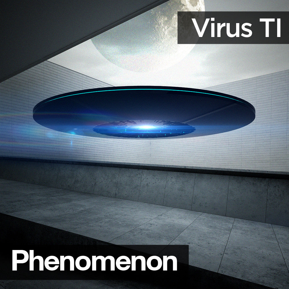 Phenomenon Soundbank for Virus TI