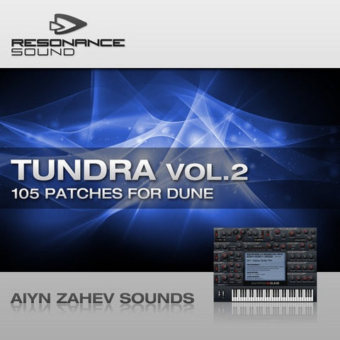 DUNE Tundra Vol.2 (Dune 1 only)
