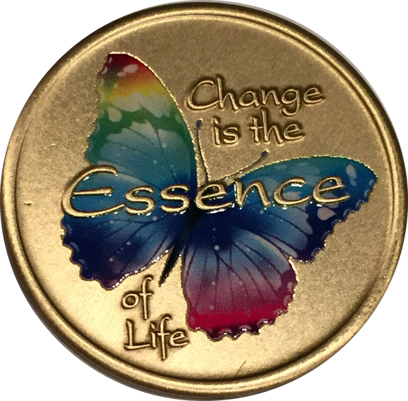 Change Is The Essence Of Life