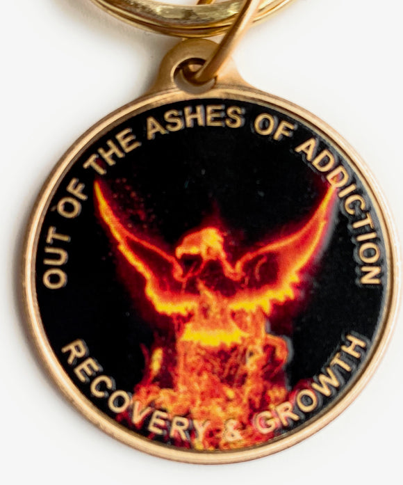 Out Of The Ashes Of Addiction