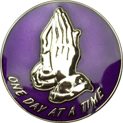 Praying Hands Medallions