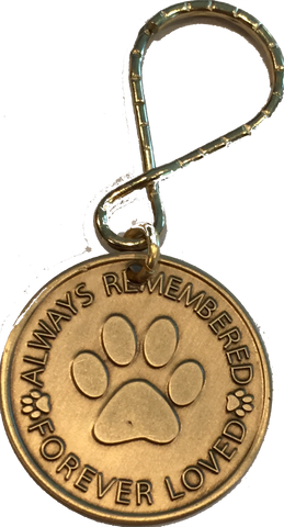 Engraved Name Pet Dog Always Remembered Forever Loved