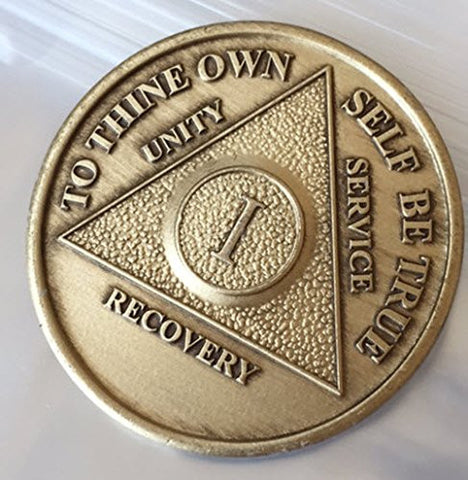 Bronze Anniversary Medallions Years 1-26 Bulk Lot - RecoveryChip