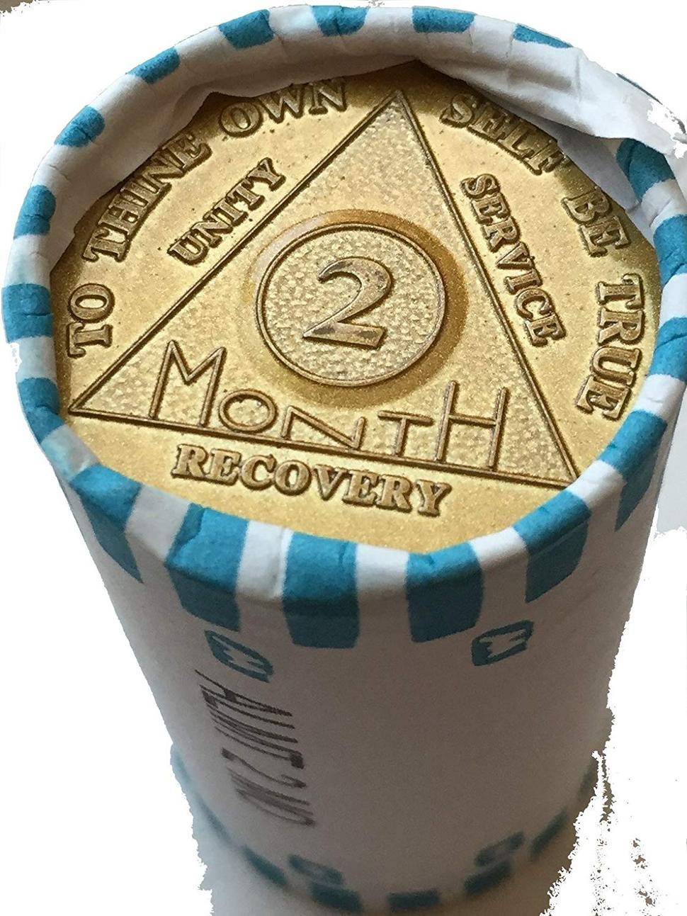 AA Convention Medallion Chip