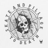 Skate & Pillage to Death T-Shirt