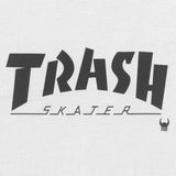 Trash WHITE T-Shirt
