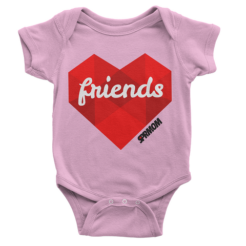 Friends | Best Friends Tee - Infant Unisex Shirt