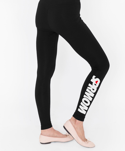 SPRMOM Leggings | Mom's Tights