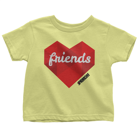 Friends | Best Friends Tee - Youth Organic Unisex Shirt