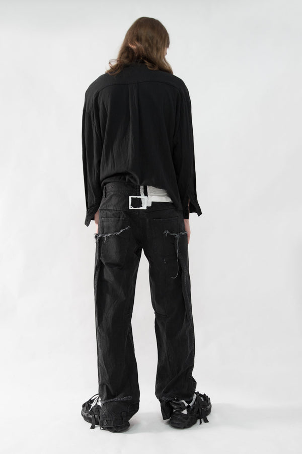 Flared Concept Magnetic Jeans