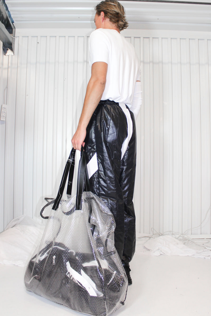 CARL IVAR OVER SIZED BUBBLEWRAP BAG - CARL IVAR - carlivar -