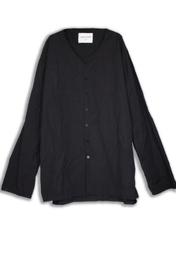 CARL IVAR COLLAR LESS SHIRT