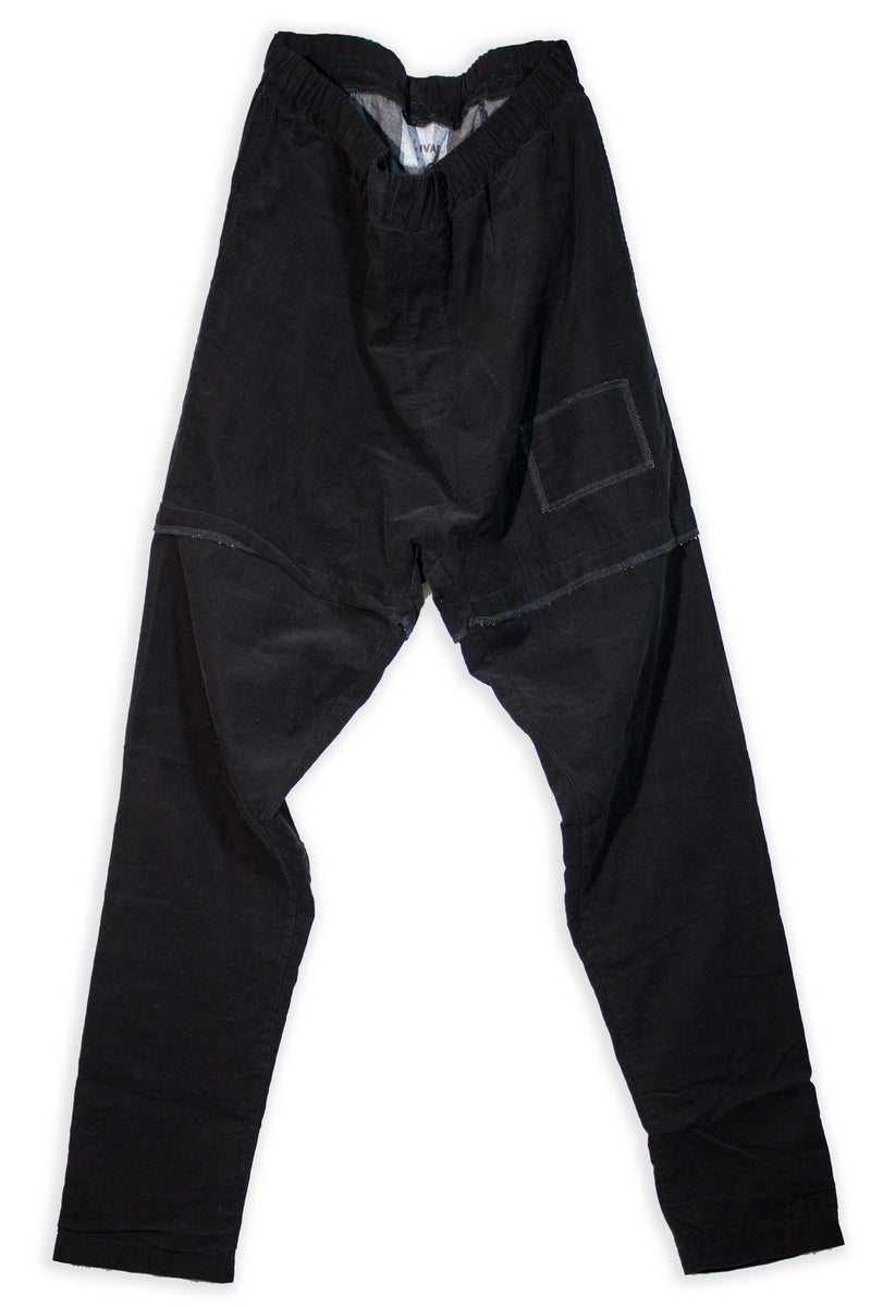 CARL IVAR HIGH RISE PANTS MANCHESTER