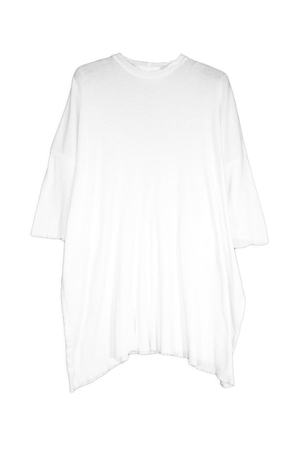 CARL IVAR RAW CUT RIB T-SHIRT - CARL IVAR - carlivar -