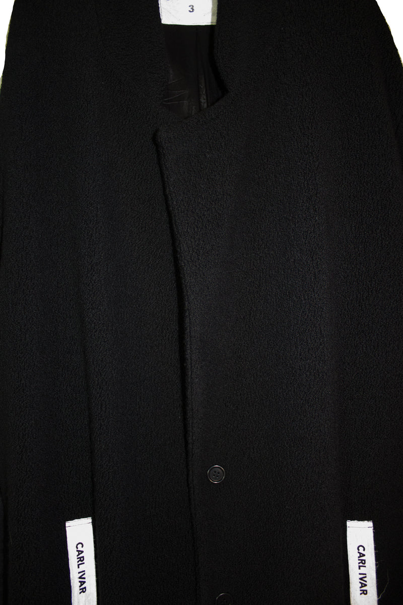 CARL IVAR WOOL COAT - CARL IVAR - carlivar -