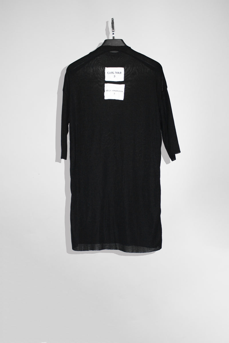 Pure Silk T-Shirt - CARL IVAR
