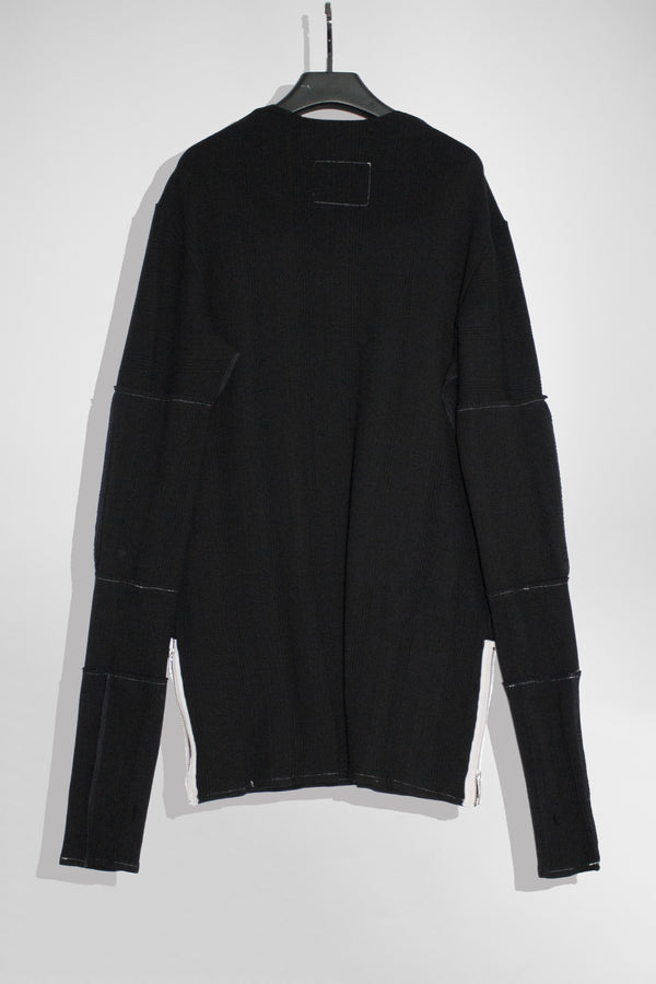 Twist Constructed Sweater - CARL IVAR