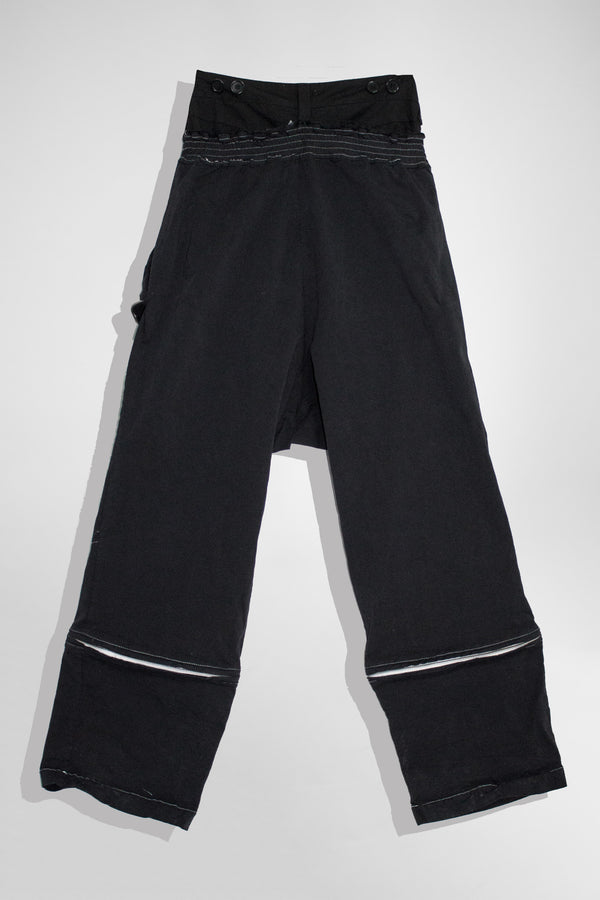 Double Layer Pilot Pants