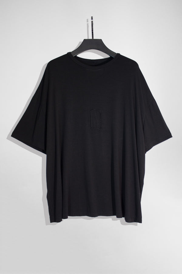Crop Patched T-Shirt - CARL IVAR