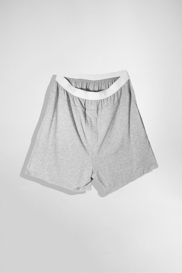 Grey Shorts - CARL IVAR