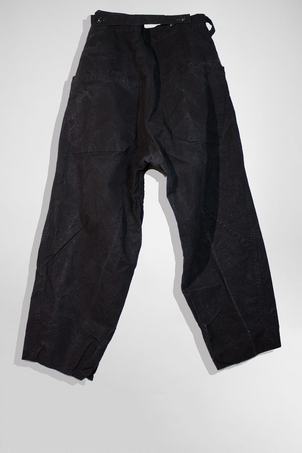 Over Sized Croped Pants - CARL IVAR