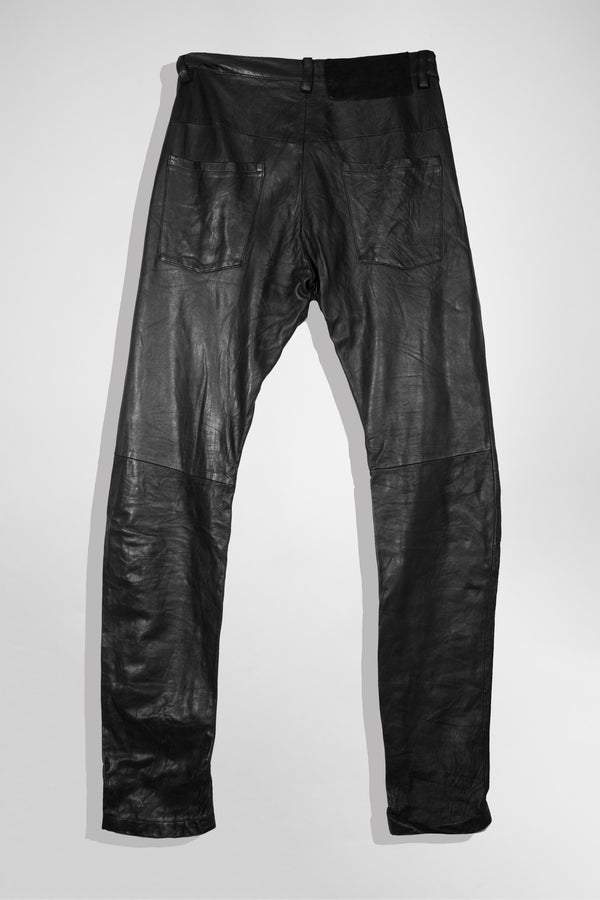 Nappa Leather Pants - CARL IVAR
