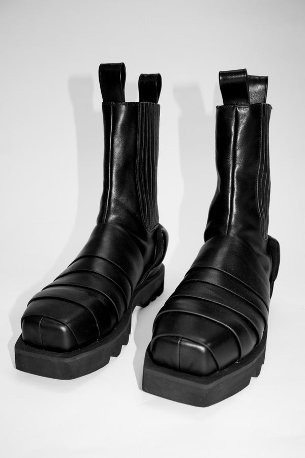 Light Super Leather Boots