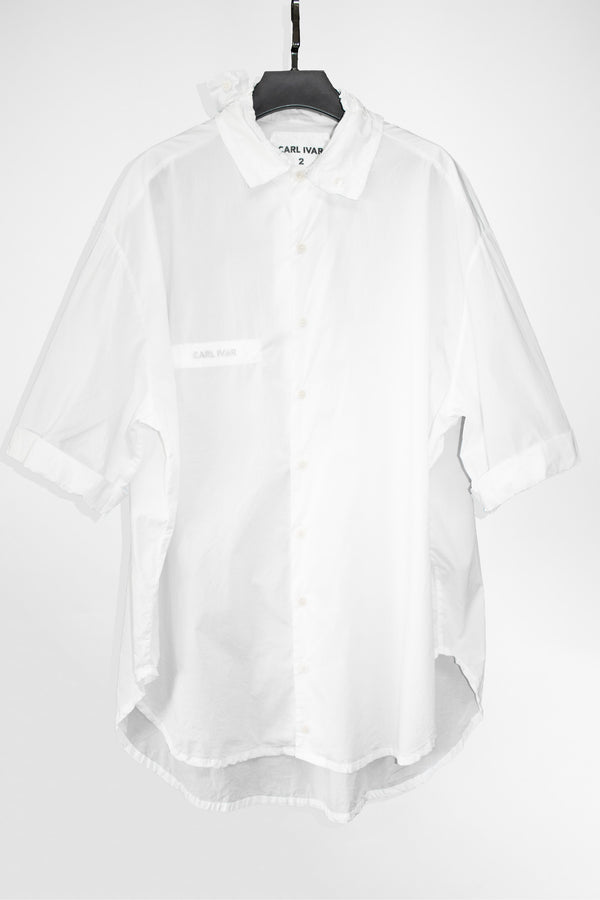 Oversized Concept Short Sleeve Shirt