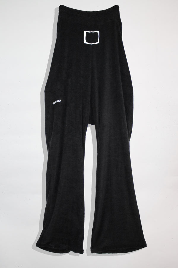 Wide Leg Velour Sweatpants - CARL IVAR - carlivar -