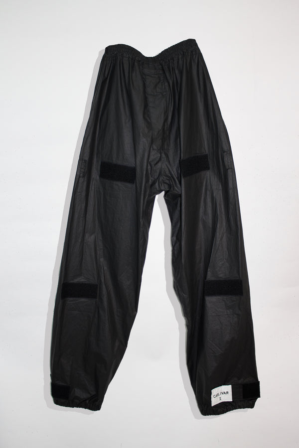 Patched Suit Track Pants - CARL IVAR - carlivar -