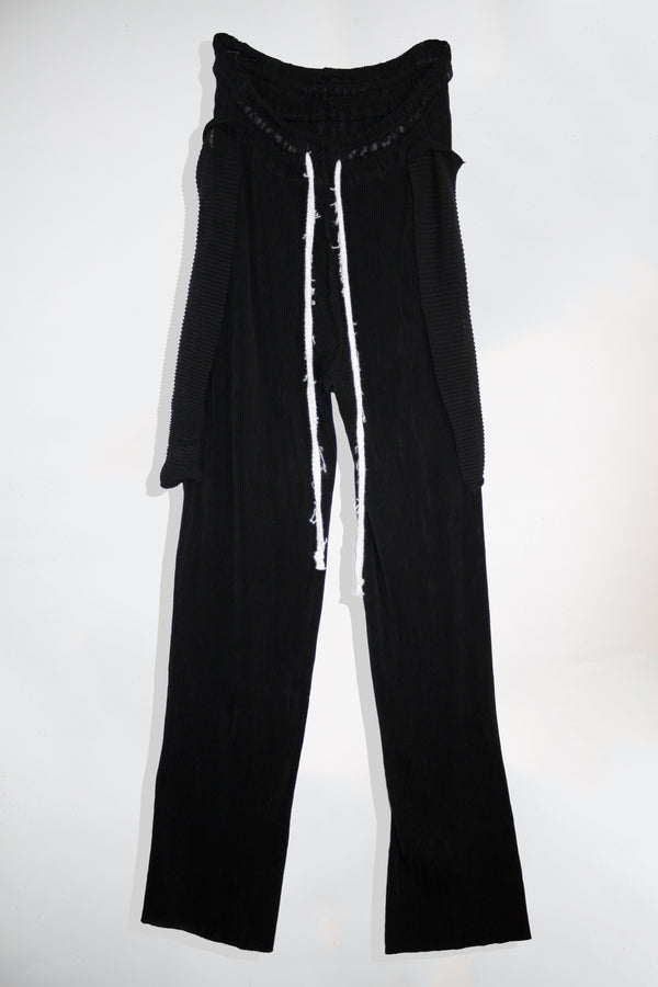 Pleated Suit Pants - CARL IVAR