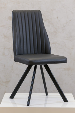 "Magi Chair Gray - 35"" x 22"""