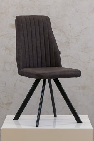 "Magi Chair Brown - 35"" x 22"""
