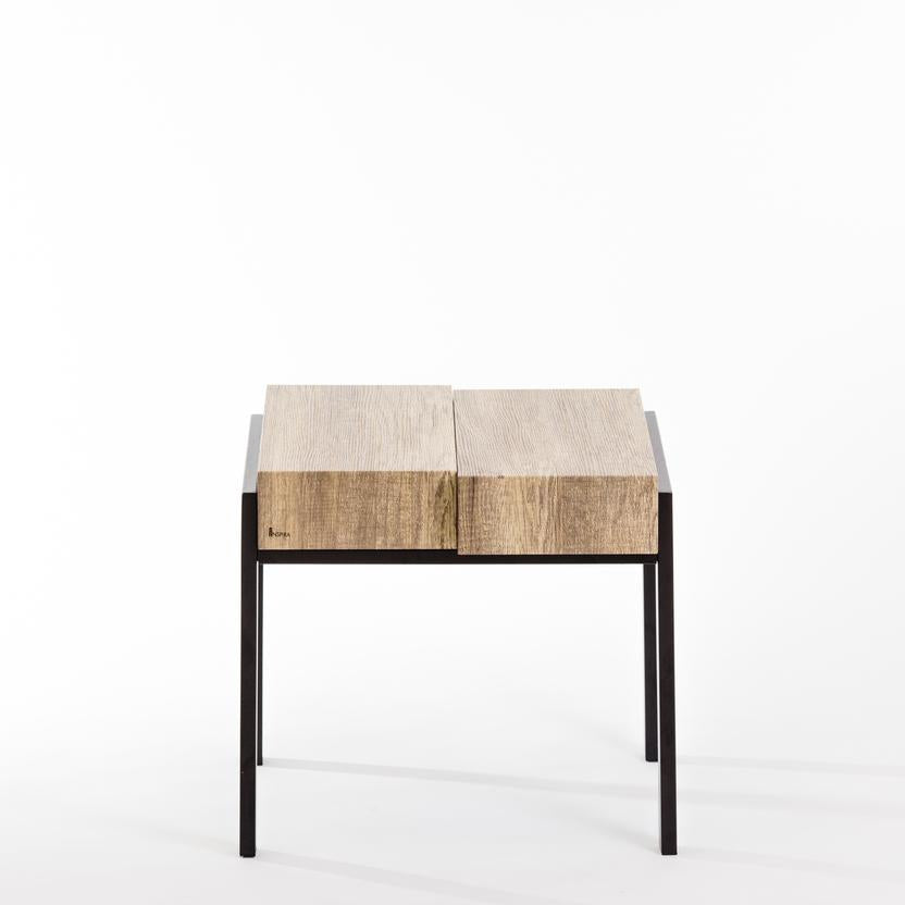 "21"" Bowie End Table"