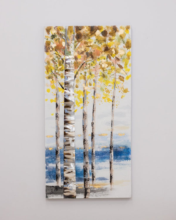 Chic Trees (B) - Artistique Canvas