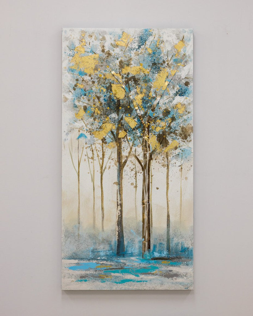 Chic Trees (A) - Artistique Canvas