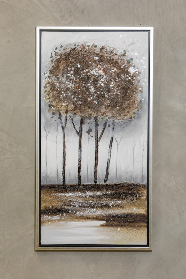 "22"" x 41"" Tree Too Wall Décor"
