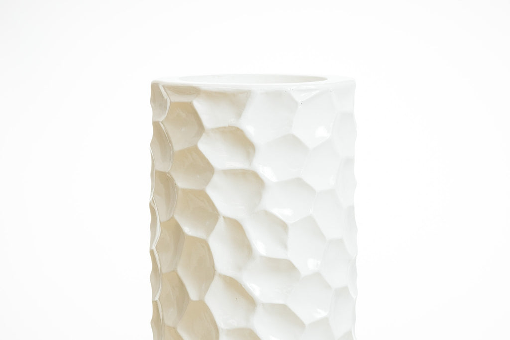 "32"" Chic Hex Planter"