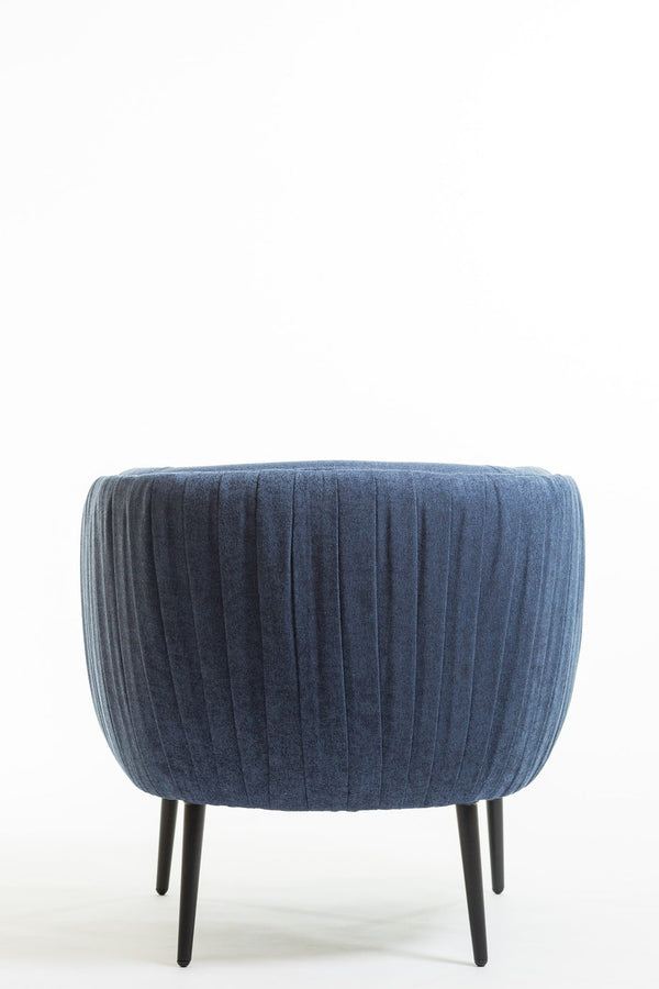 Hope Arm Chair- Navy Blue