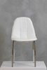 "33"" Bea Chair -  White"