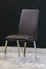 Tess Chair - Chocolate 15