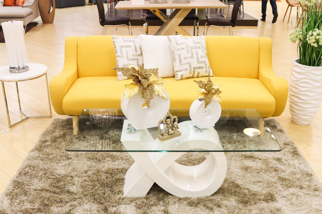 Marissa Sofa - Yellow