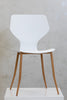 "24"" Ennio Chair - White"