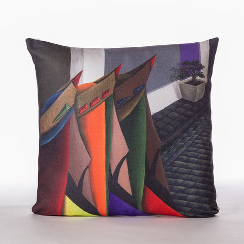 """Three Kings"" White Pillow - Casa Febus - Home • Design"