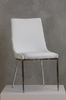 "34"" Belle Chair - White - Casa Febus - Home • Design"